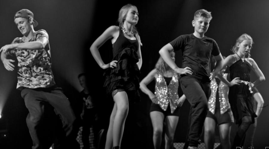Hvilken alder kan man begynde at danse